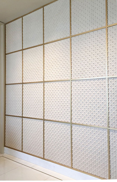 MJ Atelier custom textured panels